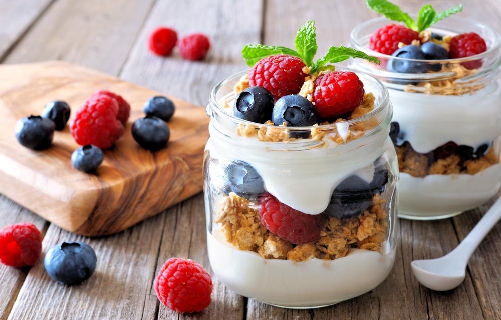 Ленивая овсянка в банке: здоровый быстрый завтрак без готовки