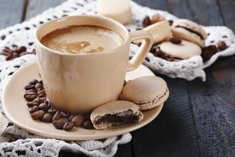 кофе стал слаще