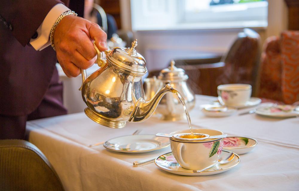 разнообразные они чай в великобритании традиции очень нежный