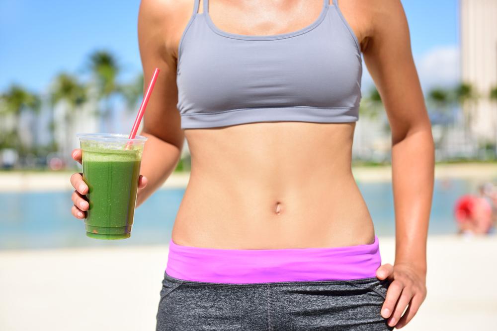 Диета для похудения со спортом