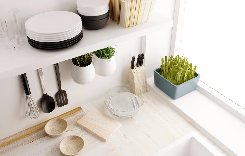Как отмыть кухню и кухонную мебель от жира грязи и налета