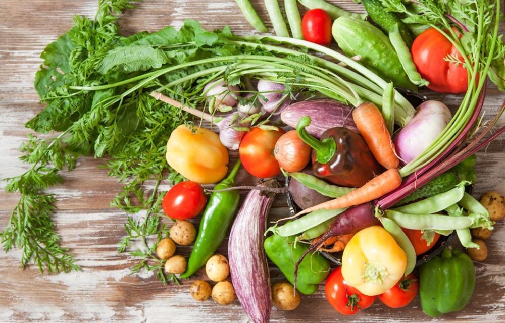 День фруктов и овощей