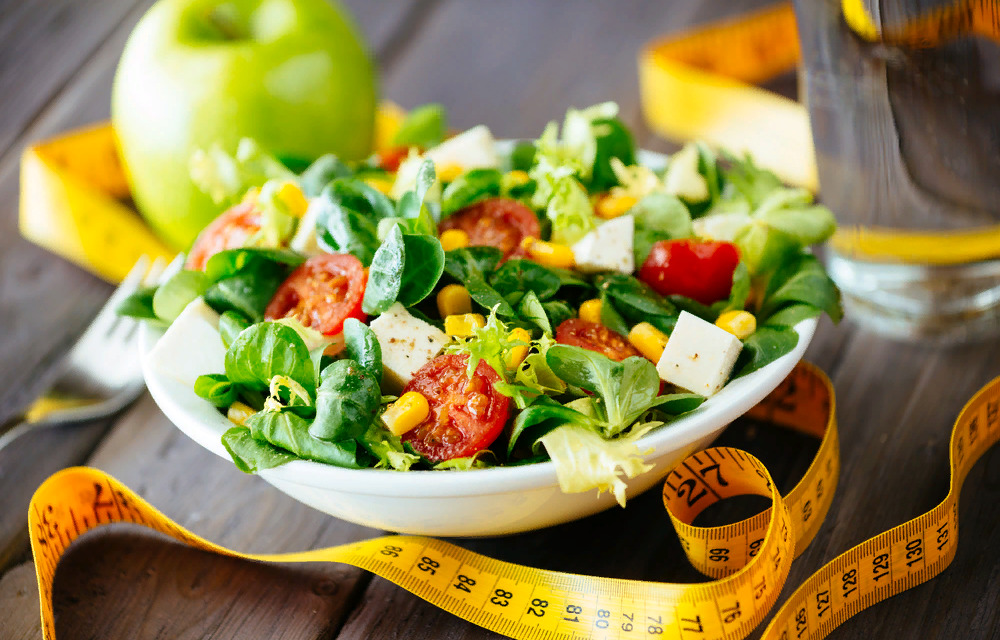 Овощные Салаты Зимой Для Похудения Рецепты. Топ 12 самых вкусных диетических салатов для похудения