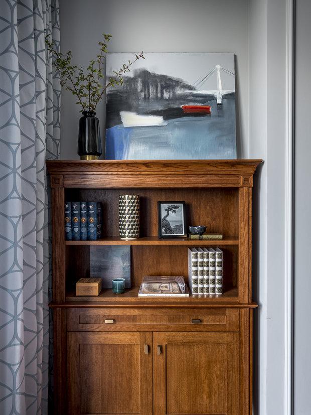 Фото из портфолио Квартира в ЖК Red Side, 113 м2 – фотографии дизайна интерьеров на INMYROOM