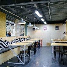 Фото из портфолио Экомаркет в Коньково – фотографии дизайна интерьеров на INMYROOM