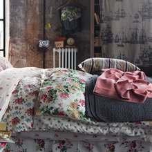 Фотография: Спальня в стиле Лофт, Декор интерьера, Декор дома, Цвет в интерьере, Белый, Ретро, Шебби-шик – фото на InMyRoom.ru
