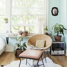 Фотография: Спальня в стиле Скандинавский, Декор интерьера, Мебель и свет, Советы – фото на InMyRoom.ru