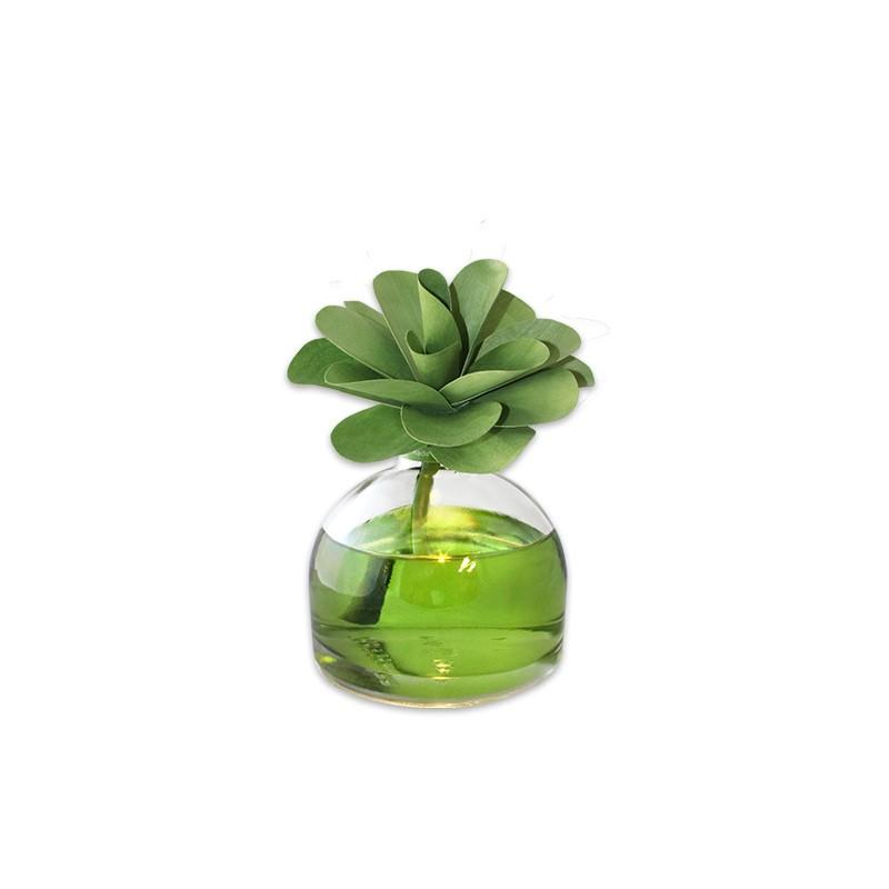 Купить Ароматический диффузор с цветком магнолия и фрукты 200 мл, inmyroom, Италия