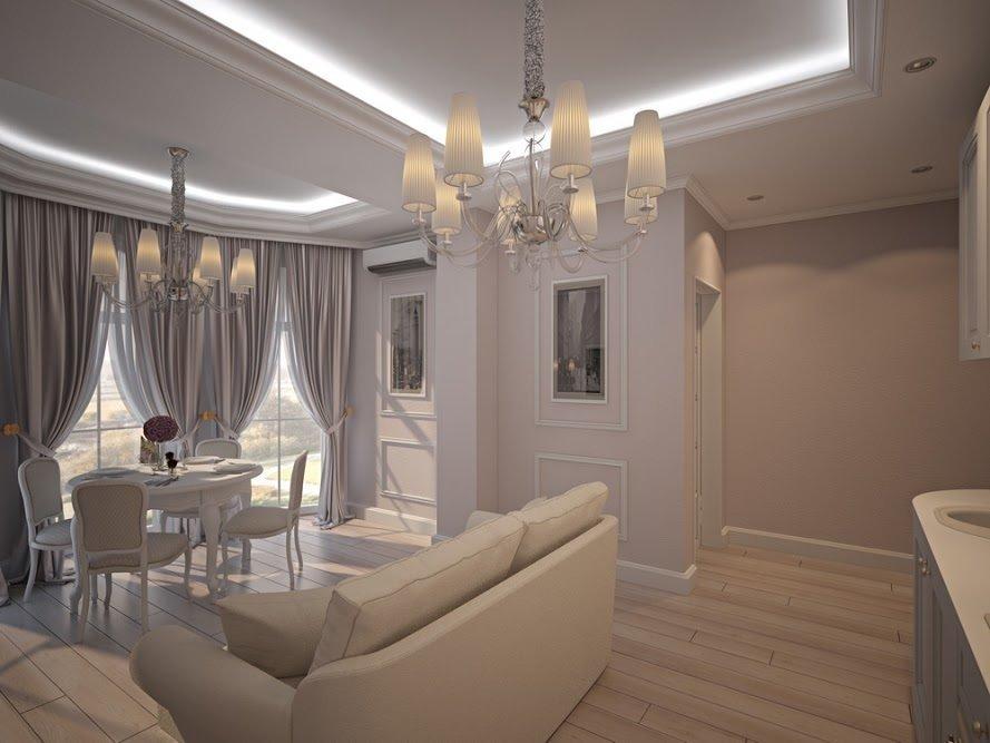 Фотография: Кухня и столовая в стиле Классический, Малогабаритная квартира, Дом, Дома и квартиры – фото на InMyRoom.ru