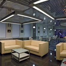 Фотография:  в стиле Современный, Декор интерьера, Мебель и свет, Светильник, Маркет – фото на InMyRoom.ru