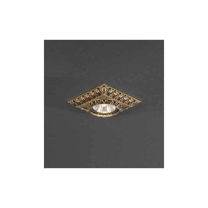 Встраиваемый светильник Reccagni Angelo SPOT oro