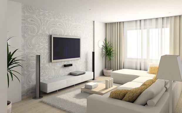 Декор для гостиной дизайн