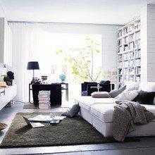 Фотография: Спальня в стиле Скандинавский, Малогабаритная квартира, Квартира – фото на InMyRoom.ru