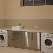 Фото из портфолио Мебель для ванных комнат и постирочных – фотографии дизайна интерьеров на INMYROOM