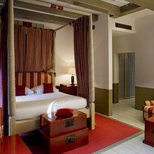 Фотография: Спальня в стиле Восточный, Дома и квартиры, Городские места, Отель – фото на InMyRoom.ru