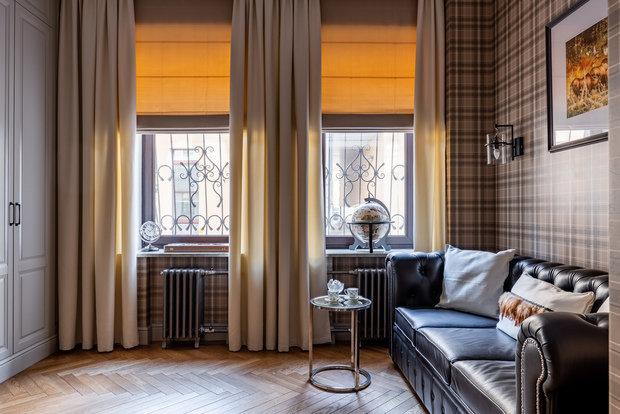 Фотография: Гостиная в стиле Классический,  – фото на INMYROOM