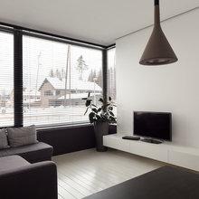 Фото из портфолио Апартаменты в  загородном жилом доме в клубном поселке 2071 – фотографии дизайна интерьеров на InMyRoom.ru
