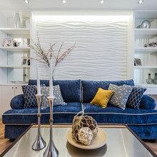 Фотография: Гостиная в стиле Современный, Кухня и столовая, Интерьер комнат – фото на InMyRoom.ru