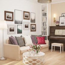 Фото из портфолио Романтика – фотографии дизайна интерьеров на INMYROOM