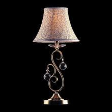 Настольная лампа Eurosvet  античная бронза Strotskis