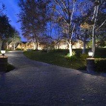 Фотография: Ландшафт в стиле , Декор интерьера, Дом, Дома и квартиры, Интерьеры звезд – фото на InMyRoom.ru