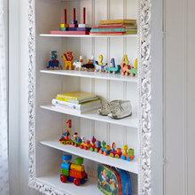 Фотография: Декор в стиле Кантри, Дом, Цвет в интерьере, Дома и квартиры, Белый – фото на InMyRoom.ru