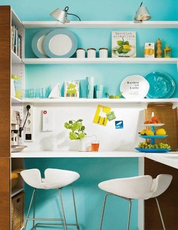 Фотография: Кухня и столовая в стиле Современный, DIY, Малогабаритная квартира, Квартира, Советы – фото на InMyRoom.ru
