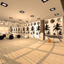 Фото из портфолио Умный фитнес – фотографии дизайна интерьеров на InMyRoom.ru