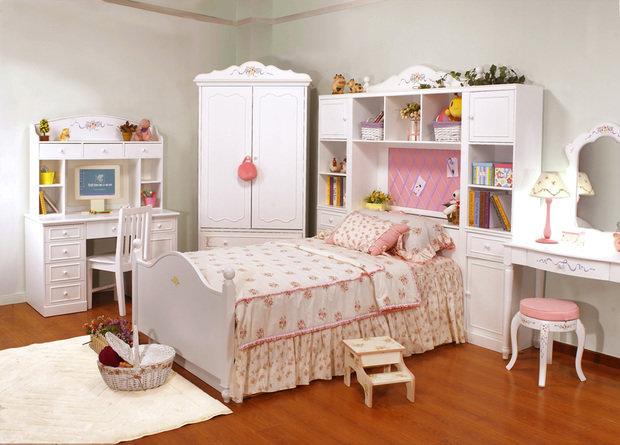 Фотография: Детская в стиле Классический, Современный, Интерьер комнат, Советы – фото на InMyRoom.ru