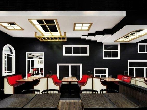 Фотография: Прочее в стиле Эклектика, Дома и квартиры, Городские места, Ресторан – фото на INMYROOM