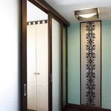 Фотография: Прихожая в стиле Современный, Классический, Квартира, Проект недели – фото на InMyRoom.ru
