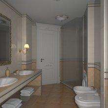 Фото из портфолио Интерьер квартиры в классическом стиле с элементами ар-деко – фотографии дизайна интерьеров на INMYROOM