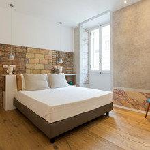 Фото из портфолио Квартира в историческом центре Рима – фотографии дизайна интерьеров на InMyRoom.ru