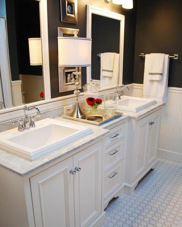 Какие материалы выбрать для ванной комнаты?