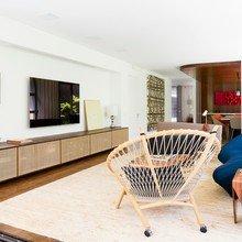 Фото из портфолио Уютный дом в Сан-Паулу – фотографии дизайна интерьеров на InMyRoom.ru