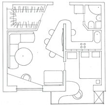 Фото из портфолио Мои перепланировки – фотографии дизайна интерьеров на INMYROOM