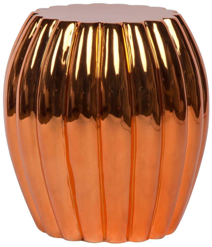 Купить Табурет Cinderella Copper из смолы, inmyroom