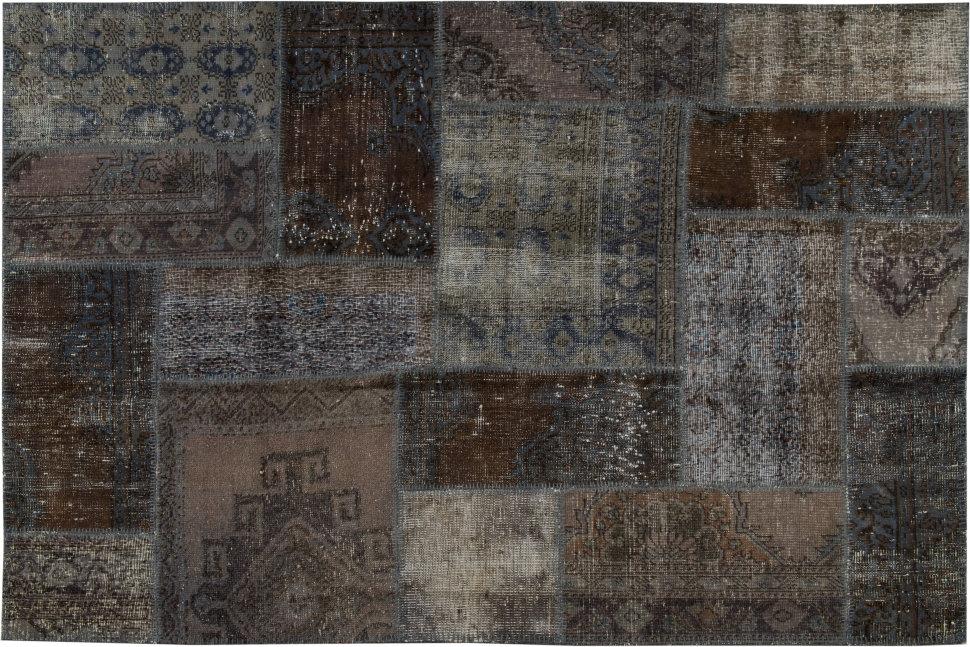 Купить Винтажный ковер Patchwork 239х168, inmyroom, Турция