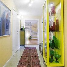 Фотография: Прихожая в стиле Скандинавский, Квартира, Швеция, Дома и квартиры – фото на InMyRoom.ru
