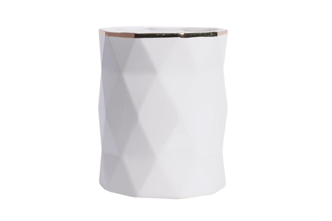 Купить со скидкой Декоративная ваза Allure Gold High