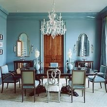 Фотография: Кухня и столовая в стиле Кантри, Квартира, Советы, Ремонт на практике – фото на InMyRoom.ru
