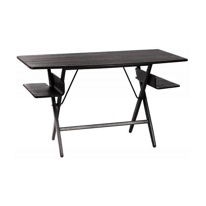 Стол письменный MT1006/BLACK OAK BRUSHED