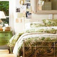 Фотография: Спальня в стиле Кантри, Декор интерьера, Дом, Декор дома – фото на InMyRoom.ru