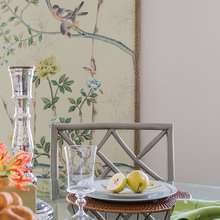 Фотография: Кухня и столовая в стиле Кантри, Восточный, Декор интерьера, Интерьер комнат, Декоративные панели – фото на InMyRoom.ru