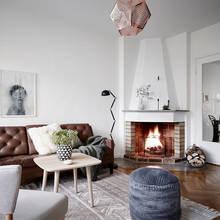 Фото из портфолио  Doktor Hjorts Gata 4 A – фотографии дизайна интерьеров на INMYROOM