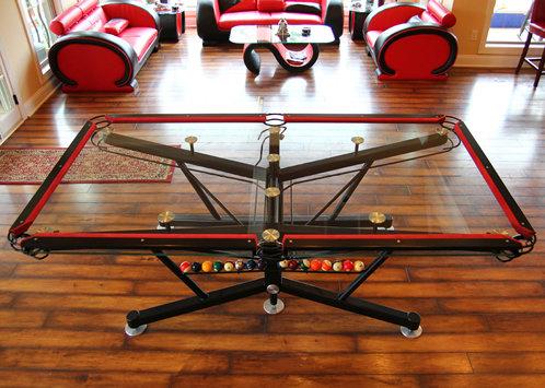 Фотография: Мебель и свет в стиле Современный, Стол – фото на InMyRoom.ru