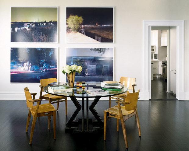 Фотография: Кухня и столовая в стиле Современный, Декор интерьера, Квартира, Дома и квартиры, Минимализм, Стены – фото на InMyRoom.ru