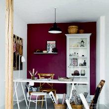 Фото из портфолио Плетеные корзины в интерьере – лучший способ хранения вещей – фотографии дизайна интерьеров на INMYROOM