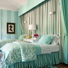 Фотография: Спальня в стиле Кантри, Декор интерьера, Квартира, Дом, Декор, Бирюзовый – фото на InMyRoom.ru