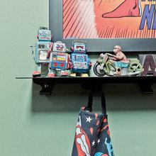 Фотография: Декор в стиле Кантри, Квартира, Дома и квартиры, Париж, Чердак – фото на InMyRoom.ru